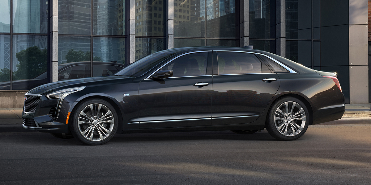 2020 Cadillac CT6 Best Buy Review | Consumer Guide Auto