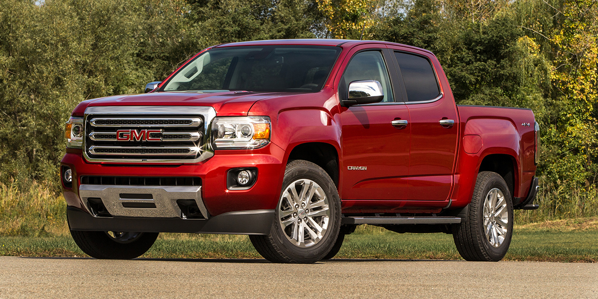 2020 GMC Canyon Best Buy Review | Consumer Guide Auto