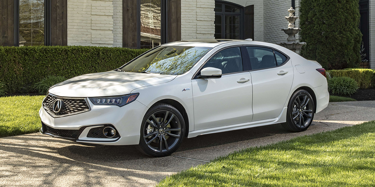 Best Extended Car Warranty >> 2020 Acura TLX Best Buy Review | Consumer Guide Auto
