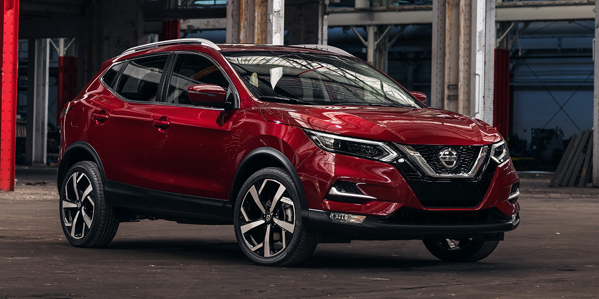 2020 Nissan Rogue Sport Best Buy Review | Consumer Guide Auto