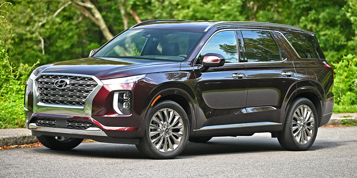 Hyundai Certified Pre-Owned >> 2020 Hyundai Palisade Best Buy Review   Consumer Guide Auto