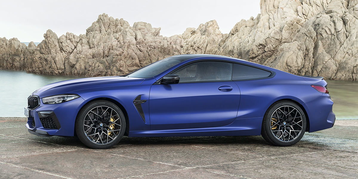 BMW 8-Series M8 Competition