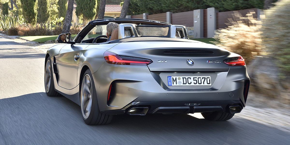 2021 bmw z4 best buy review   consumer guide auto