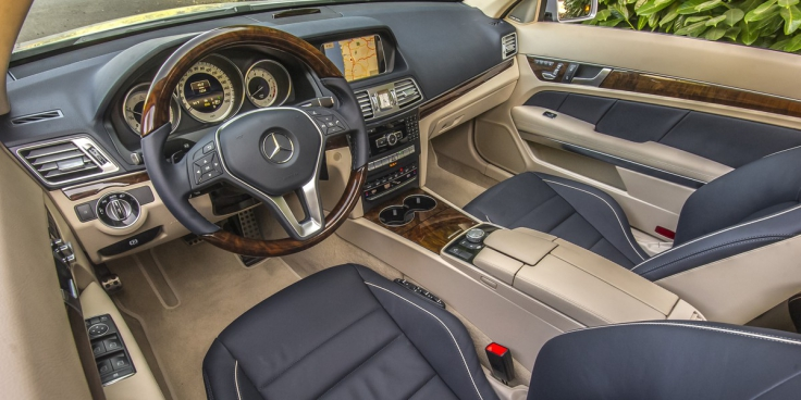 2016 Mercedes Benz E350 4matic Coupe