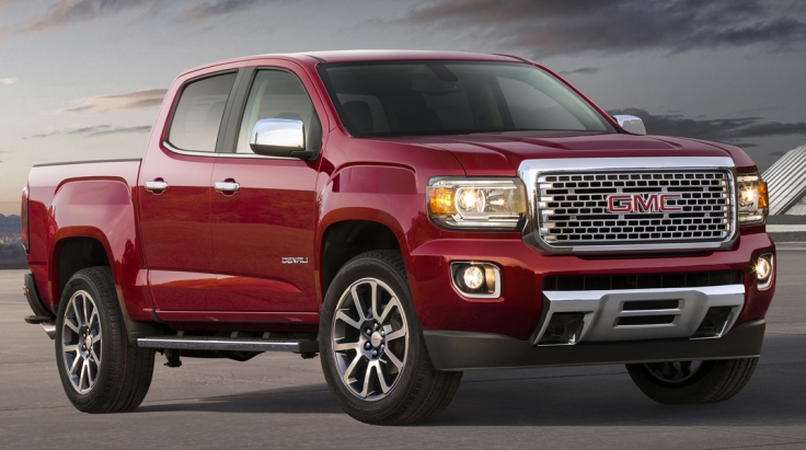 2019 Gmc Canyon Best Review