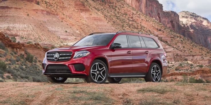 2018 Mercedes Benz Gls Cl