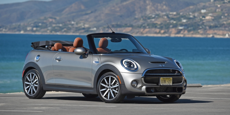 2017 Mini Cooper Convertible Consumer Guide Auto