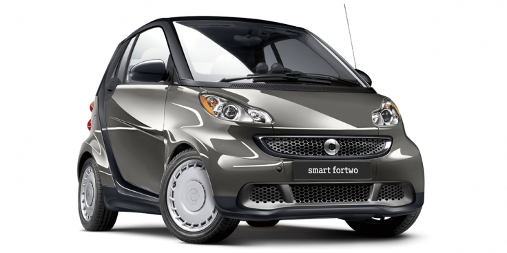 2017 Smart Fortwo Pure Coupe And Pion