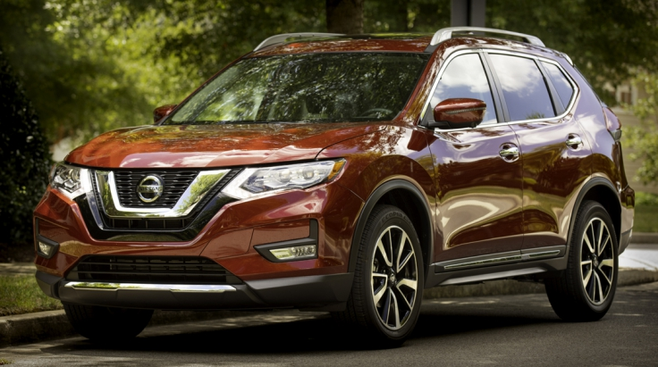 2019 Nissan Rogue Best Review